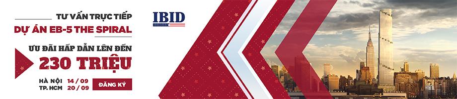 IBID - Tư vấn định cư Mỹ, định cư Canada, định cư châu Âu, định cư Úc